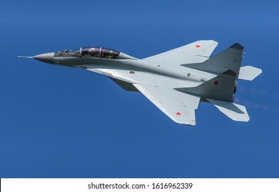 Russian Multirole Jet Fighter MiG-35