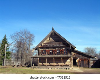 the russian national country house