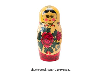 Strawberry Berries Matryoshka Russian Nesting Dolls Matrioska Babushka 5 Pcs