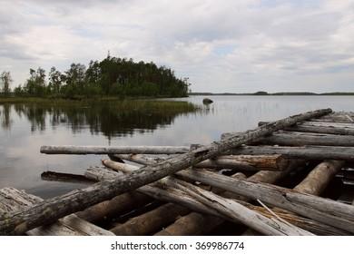 Russian north lakes 1