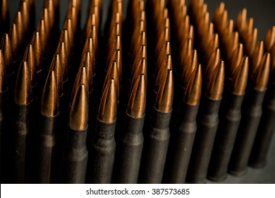russian rifle and machine gun ammo