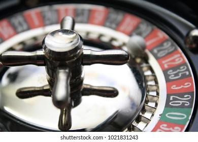 Russian roulette detail