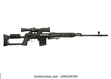 Russian sniper rifle