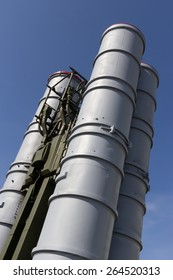 Russian and Soviet C-300 surface-to-air missile system