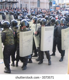Russian special police forces