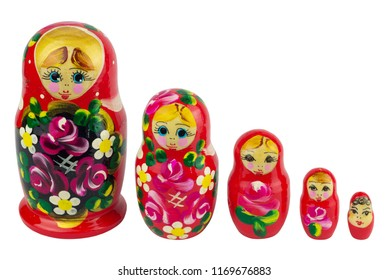 Russian toy nesting doll