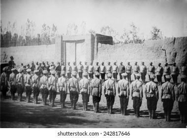 Russian troops invaded Iran in 1911, to counter the new constitutional government's steps toward national sovereignty and elimination of the Russian sphere of influence in the northern Iran.