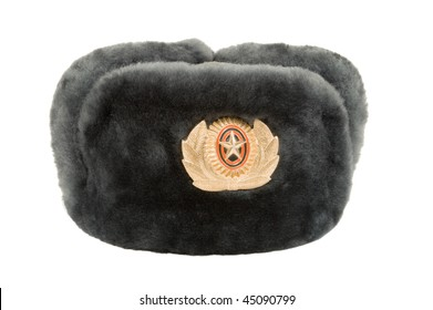 bbb0d3e8be1 Russian winter army hat