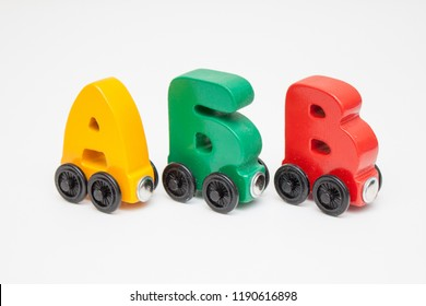 Abc Train Stock Photos, Images & Photography | Shutterstock