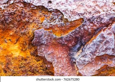 Iron Oxide Images, Stock Photos & Vectors   Shutterstock