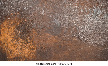 rust on old metal texture objects