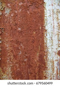 Rust Texture / Kind of rusty metal closeup