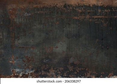 Rusted Steel Plate 2