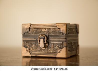 rustic box