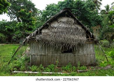 Rustic cabin-Lamen Bay-Vanuatu