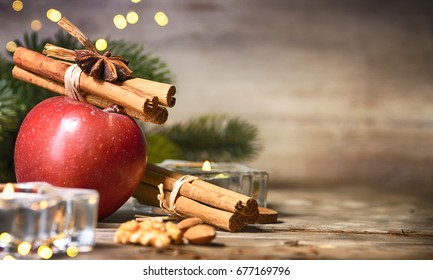 Image result for christmas apple