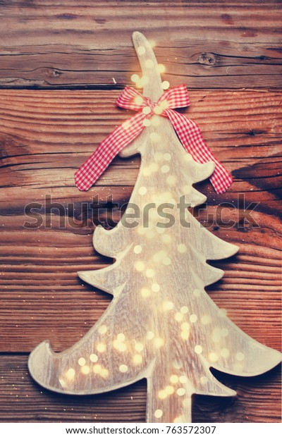 Country Christmas Background.Rustic Country Christmas Background Stock Photo Edit Now