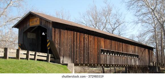 Rustic Covered Bridge 5