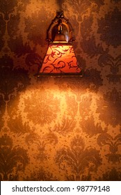 Rustic Deco Wall Lamp