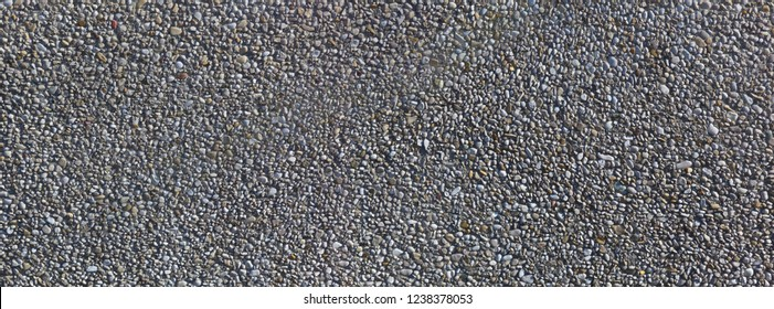 rustic gravel wall in poster size