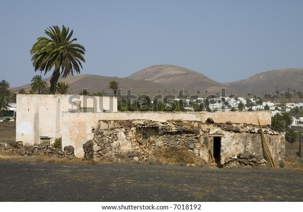 Rustic house in Haria, Lanzarote, Canary Islands, Spain