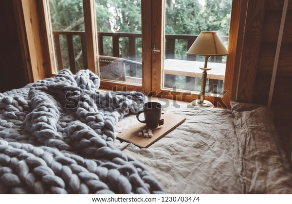 Rustic Interior Decoration Log Cabin Bedroom Stock Photo ... on decorating a cabin living room, decorating a cabin home, decorating a cabin fireplace, decorating a cabin loft, decorating a cabin porch, decorating home bedroom, log cabin themed bedroom, decorating an apartment bedroom, decorating a cabin deck,