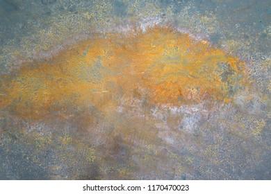 Rustic metal background