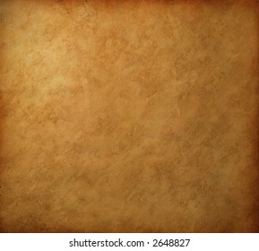 Wrinkled Parchment Paper Background Stock Photo Royalty Free