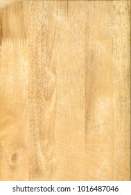 Rustic rough and gritty wooden food chopping board texture background