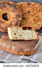 Rustic Sourdough Bread / Armenian Bread