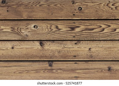 Rustic Wood Boards Texture Background