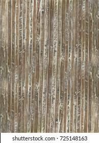 Rustic Wood Vintage Paneling