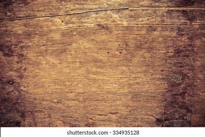 Rustic wooden background. Textured rough vintage wood surface.