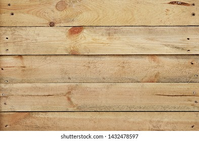 Rustic wooden planks background wall