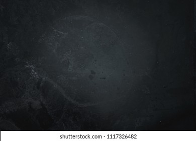 Rustic  worn skratched metal black background