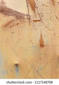 Rusty background metal