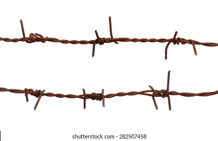 Barbed Wire Border Images, Stock Photos & Vectors | Shutterstock