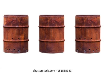 Rusty Barrel