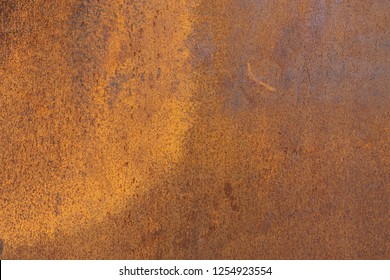 rusty brown metal surface background