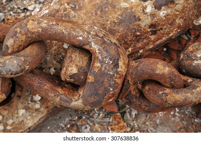 The rusty chains