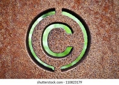 rusty copyright