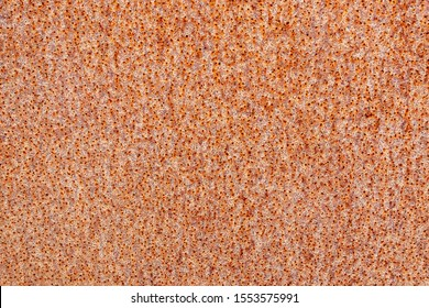 Rusty, coroded surface for texture or background