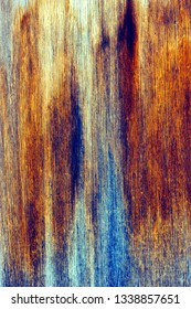 Rusty and grunge plain wood texture