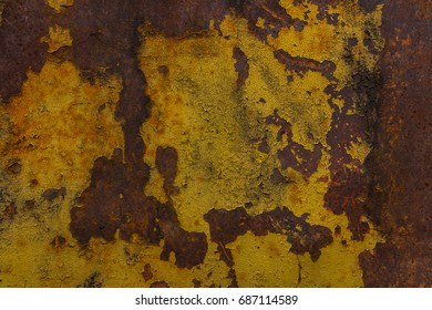 Rusty Iron for background