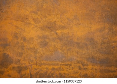 Rusty metal background texture