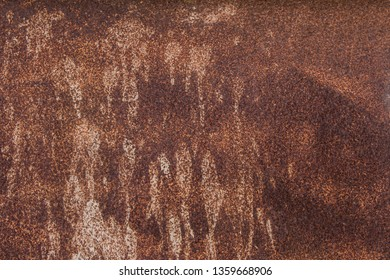 rusty metal plate, rusty metal textured, old metal iron rust background and texture