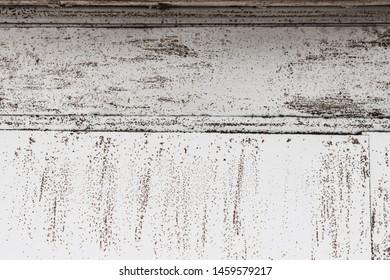 Rusty metal texture. Toned .