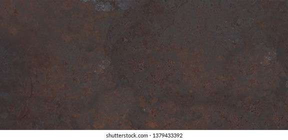 Rusty metallic marble texture background, Stucco wall tile, Brownies color home interior decoration ceramic tile surface.