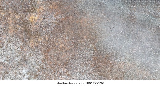 Rusty, old, rough, metal texture. Dark rusty metal texture background for interior exterior decoration and industrial construction concept design. Vintage effect