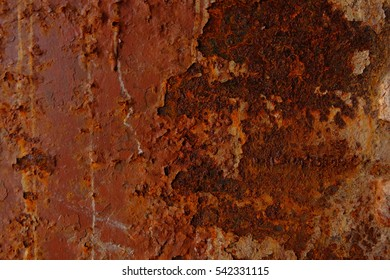 Rusty surface background